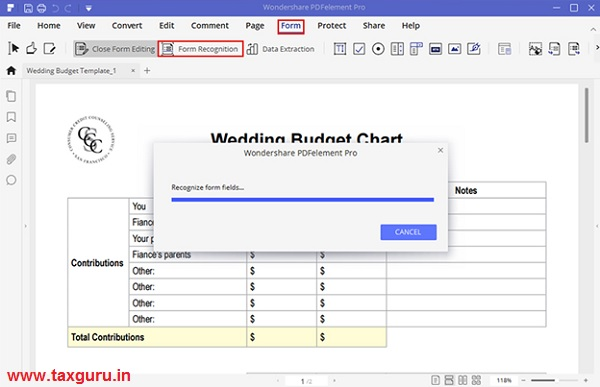 Convert Physical Documents into PDF Image 9