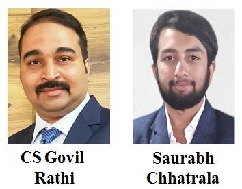 Cs Govil Rathi & Saurabh Chhatrala