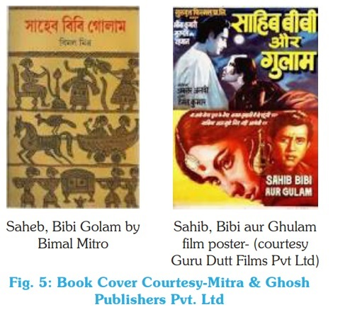 Fig. 5 Book Cover Courtesy-Mitra & Ghosh Publishers Pvt. Ltd
