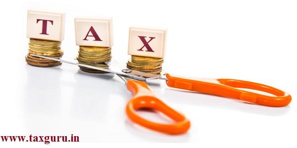 Tax Deduction - Cut taxes