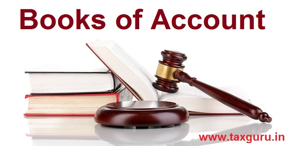 books of account