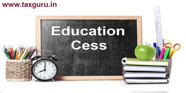 Education Cess