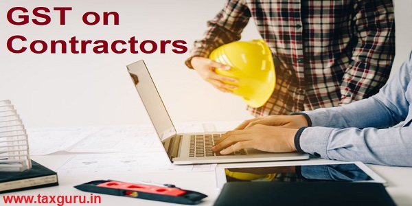 GST on Contractors