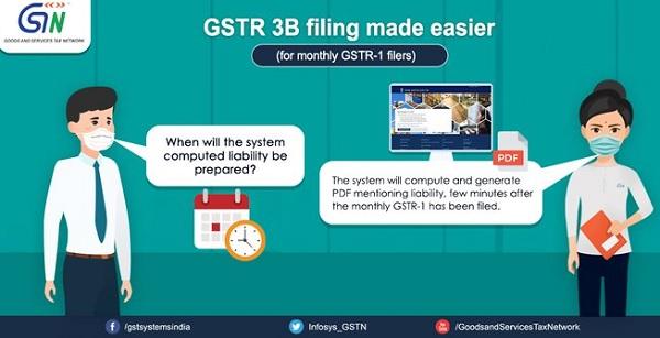 GSTR 3B filling made easier 4