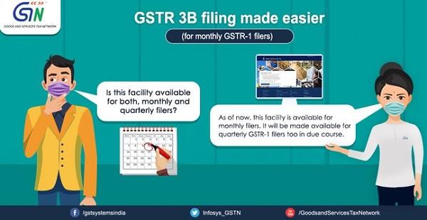 GSTR 3B filling made easier 6