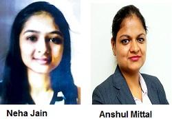 Neha Jain And Anshul Mittal