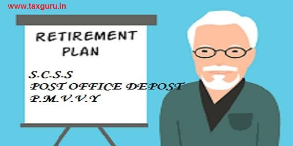 Retirement plan S.C.S.S