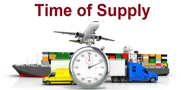 Time of Supply