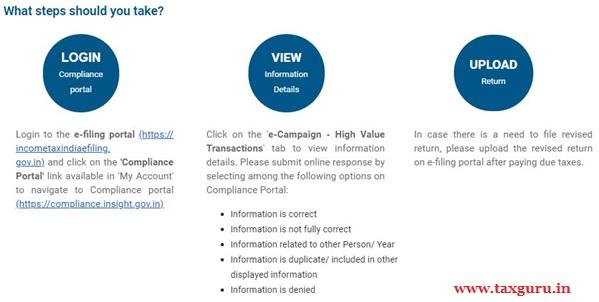 login to Compliance Portal