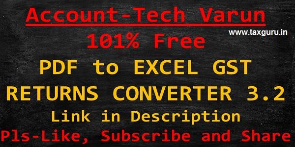 Account tech