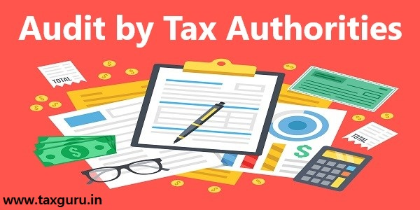 Audit by Tax Authorities