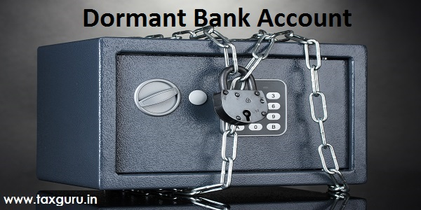 Dormant Bank Account