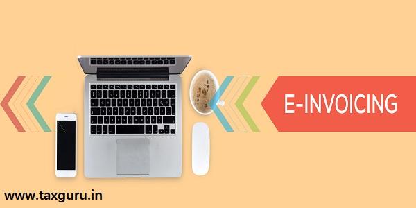 E-INVOICING CONCEPT