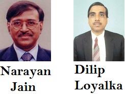 Narayan Jain and Dilip Loyalka