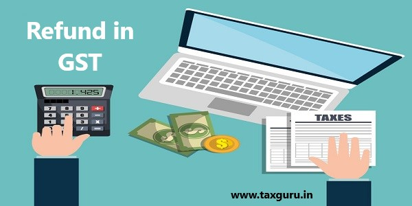 Refund in GST