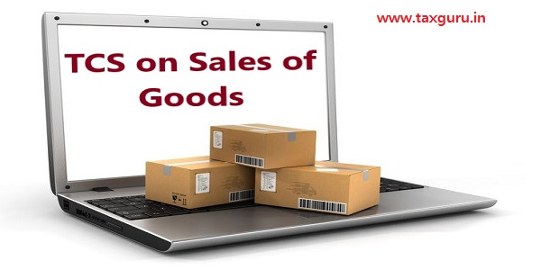 TCS on Sales of Goods