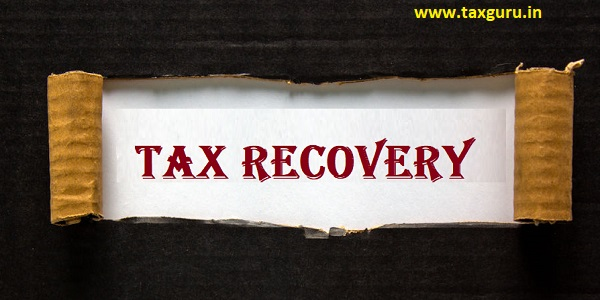 Tax Recovery
