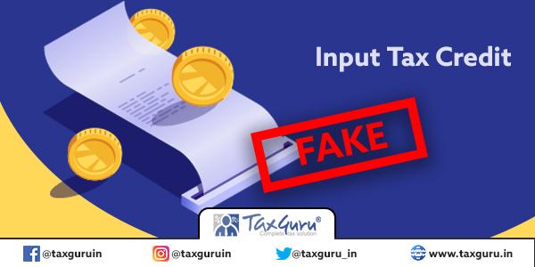 Fake Income Tax Credit