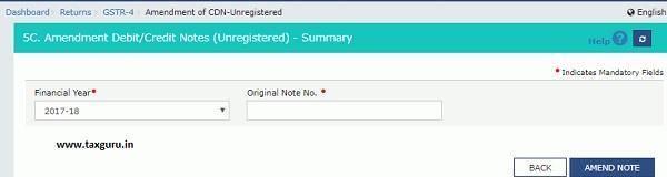 Form GSTR-4 - Quarterly Return 84