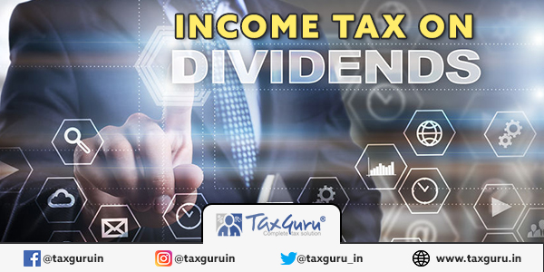 Income Tax on Dividends