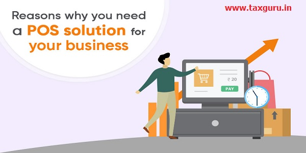 Reasons Why You Need a POS Solution for Your Business