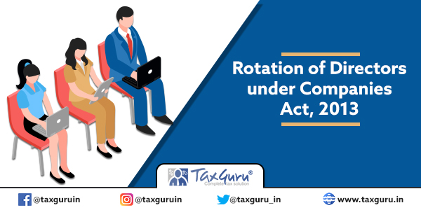 Rotation of Directors under Companies Act, 2013