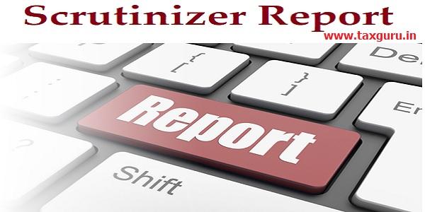 Scrutinizer Report