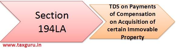 Section 194LA