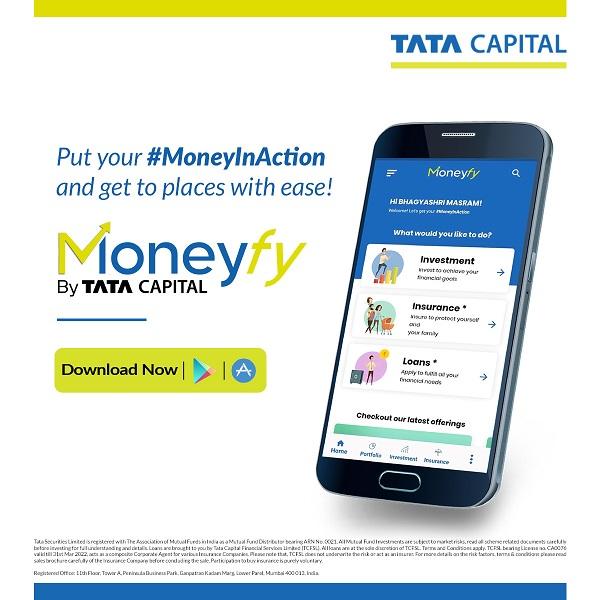 moneyfy by Tata Capital