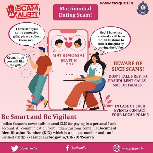 Beware of fake matrimonial alliances!