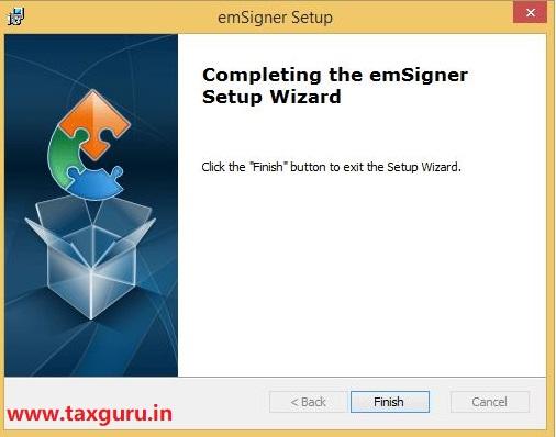 Emsigner Error in GST Image 11