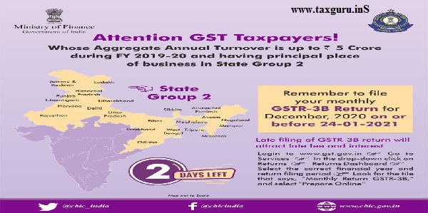 Attention GST