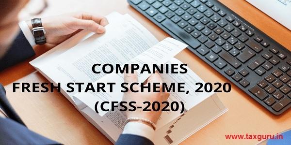 CFSS-2020