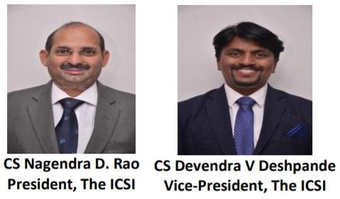 CS Nagendra D. Rao & CS Devendra V Deshpande