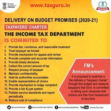 Delivery on Beget Promises (2020-21)