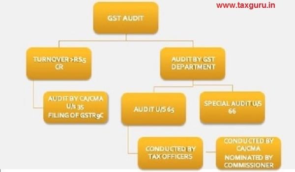 GST Aduit