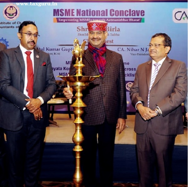 MSME National Conclave
