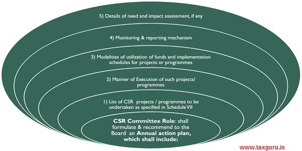 CSR Committee Role