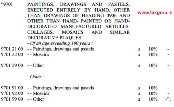 Finance Bill Table No. 16