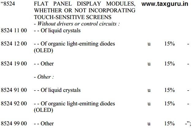 Flat Panel Display