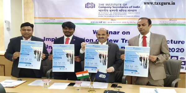 ICSI implements New Training Structure