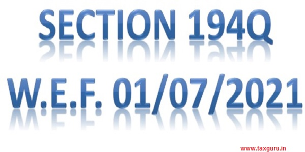 Section 194Q