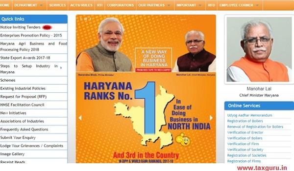 Haryana Partnership Firm Registration image 1