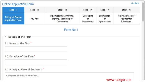 Haryana Partnership Firm Registration image 6