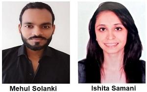 CS Mehul Solanki & CS Ishita Samani