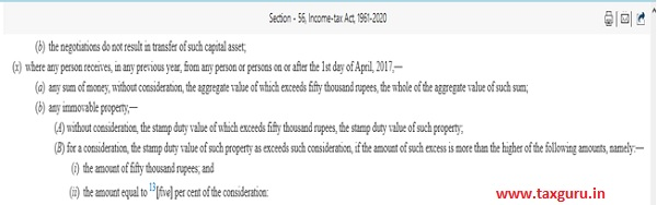 Fourth proviso to clause (x) of sub-section (2) of section 56