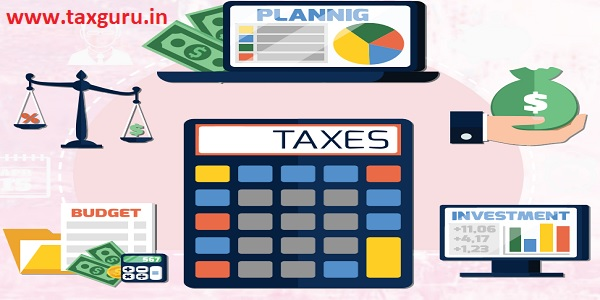 Planning, Taxes, Budget, Investment