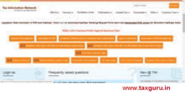 TIN website