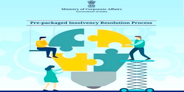 pre-packaged Insolvency resolution process