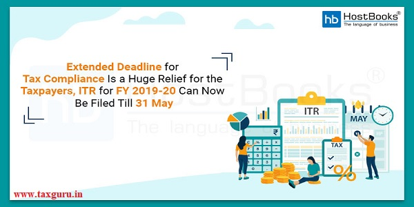 Extended Deadline for Tax Compliance Is a Huge Relief for the Taxpayers